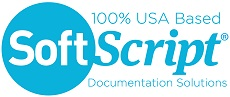 Medical Transcription Service – SoftScript Logo